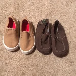 Bundle boys shoes